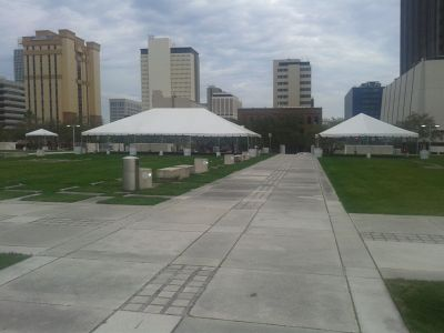 30 Wide Frame Tents