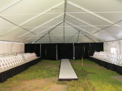 50 Wide Structure Tent