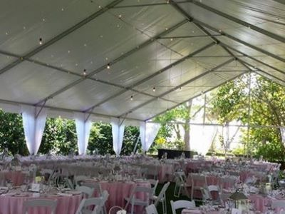 50x105 Structure Tent