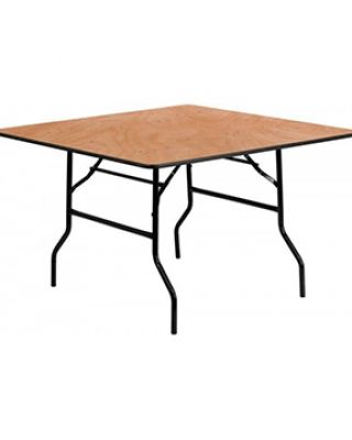 5'Square Table