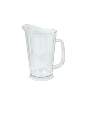 Clear Water Pitcher